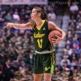 NCAA Women's Basketball - AAC Tournament Finals - #1 UConn 100 vs. #3 USF 44 (58)