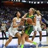 NCAA Women's Basketball - AAC Tournament Finals - #1 UConn 100 vs. #3 USF 44 (63)