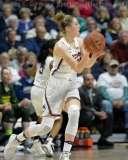 NCAA Women's Basketball - AAC Tournament Finals - #1 UConn 100 vs. #3 USF 44 (68)