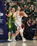 NCAA Women's Basketball - AAC Tournament Finals - #1 UConn 100 vs. #3 USF 44 (83)