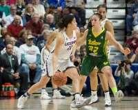 NCAA Women's Basketball - AAC Tournament Finals - #1 UConn 100 vs. #3 USF 44 (85)