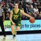 NCAA Women's Basketball - AAC Tournament Finals - #1 UConn 100 vs. #3 USF 44 (88)