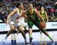 NCAA Women's Basketball - AAC Tournament Finals - #1 UConn 100 vs. #3 USF 44 (95)