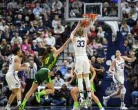NCAA Women's Basketball - AAC Tournament Finals - #1 UConn 100 vs. #3 USF 44 (99)
