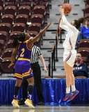 NCAA Women's Basketball - AAC Tournament FR - #6 SMU 60 vs. #11 East Carolina 54 - Photo# (13)
