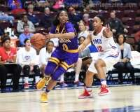 NCAA Women's Basketball - AAC Tournament FR - #6 SMU 60 vs. #11 East Carolina 54 - Photo# (22)