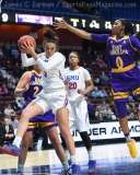 NCAA Women's Basketball - AAC Tournament FR - #6 SMU 60 vs. #11 East Carolina 54 - Photo# (25)