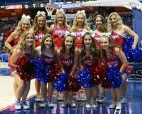 NCAA Women's Basketball - AAC Tournament FR - #6 SMU 60 vs. #11 East Carolina 54 - Photo# (3)