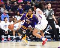NCAA Women's Basketball - AAC Tournament FR - #6 SMU 60 vs. #11 East Carolina 54 - Photo# (32)