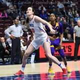 NCAA Women's Basketball - AAC Tournament FR - #6 SMU 60 vs. #11 East Carolina 54 - Photo# (33)