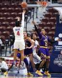 NCAA Women's Basketball - AAC Tournament FR - #6 SMU 60 vs. #11 East Carolina 54 - Photo# (36)