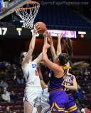 NCAA Women's Basketball - AAC Tournament FR - #6 SMU 60 vs. #11 East Carolina 54 - Photo# (38)