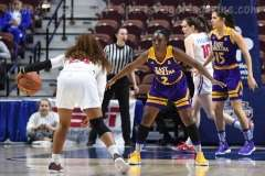 NCAA Women's Basketball - AAC Tournament FR - #6 SMU 60 vs. #11 East Carolina 54 - Photo# (39)