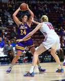 NCAA Women's Basketball - AAC Tournament FR - #6 SMU 60 vs. #11 East Carolina 54 - Photo# (40)