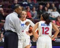 NCAA Women's Basketball - AAC Tournament FR - #6 SMU 60 vs. #11 East Carolina 54 - Photo# (50)