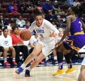 NCAA Women's Basketball - AAC Tournament FR - #6 SMU 60 vs. #11 East Carolina 54 - Photo# (59)