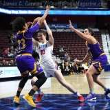 NCAA Women's Basketball - AAC Tournament FR - #6 SMU 60 vs. #11 East Carolina 54 - Photo# (61)