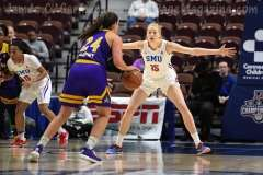 NCAA Women's Basketball - AAC Tournament FR - #6 SMU 60 vs. #11 East Carolina 54 - Photo# (68)