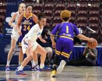 NCAA Women's Basketball - AAC Tournament FR - #6 SMU 60 vs. #11 East Carolina 54 - Photo# (69)