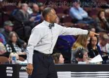 NCAA Women's Basketball - AAC Tournament FR - #6 SMU 60 vs. #11 East Carolina 54 - Photo# (71)