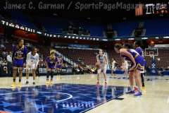 NCAA Women's Basketball - AAC Tournament FR - #6 SMU 60 vs. #11 East Carolina 54 - Photo# (83)