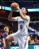 NCAA Women's Basketball - AAC Tournament FR - #6 SMU 60 vs. #11 East Carolina 54 - Photo# (84)