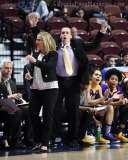 NCAA Women's Basketball - AAC Tournament FR - #6 SMU 60 vs. #11 East Carolina 54 - Photo# (88)