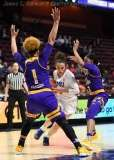 NCAA Women's Basketball - AAC Tournament FR - #6 SMU 60 vs. #11 East Carolina 54 - Photo# (90)