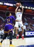 NCAA Women's Basketball - AAC Tournament FR - #6 SMU 60 vs. #11 East Carolina 54 - Photo# (92)