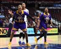NCAA Women's Basketball - AAC Tournament FR - #6 SMU 60 vs. #11 East Carolina 54 - Photo# (95)