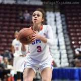 NCAA Women's Basketball - AAC Tournament FR - #6 SMU 60 vs. #11 East Carolina 54 - Photo# (99)