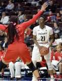 Gallery NCAA Women's Bastketball; AAC Tournament FR - #7 Cincinnati 61 vs. #10 Houston 74 (10)
