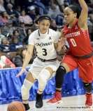 Gallery NCAA Women's Bastketball; AAC Tournament FR - #7 Cincinnati 61 vs. #10 Houston 74 (16)