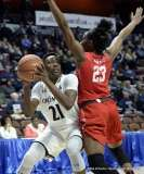 Gallery NCAA Women's Bastketball; AAC Tournament FR - #7 Cincinnati 61 vs. #10 Houston 74 (19)