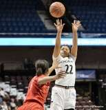 Gallery NCAA Women's Bastketball; AAC Tournament FR - #7 Cincinnati 61 vs. #10 Houston 74 (26)