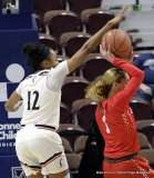 Gallery NCAA Women's Bastketball; AAC Tournament FR - #7 Cincinnati 61 vs. #10 Houston 74 (36)