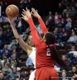 Gallery NCAA Women's Bastketball; AAC Tournament FR - #7 Cincinnati 61 vs. #10 Houston 74 (37)