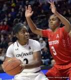 Gallery NCAA Women's Bastketball; AAC Tournament FR - #7 Cincinnati 61 vs. #10 Houston 74 (42)