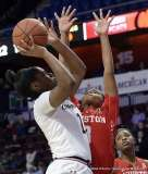 Gallery NCAA Women's Bastketball; AAC Tournament FR - #7 Cincinnati 61 vs. #10 Houston 74 (43)