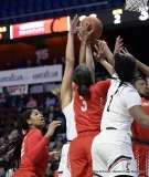 Gallery NCAA Women's Bastketball; AAC Tournament FR - #7 Cincinnati 61 vs. #10 Houston 74 (44)