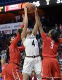 Gallery NCAA Women's Bastketball; AAC Tournament FR - #7 Cincinnati 61 vs. #10 Houston 74 (46)