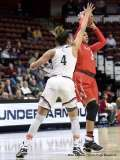Gallery NCAA Women's Bastketball; AAC Tournament FR - #7 Cincinnati 61 vs. #10 Houston 74 (5)