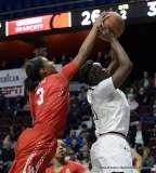 Gallery NCAA Women's Bastketball; AAC Tournament FR - #7 Cincinnati 61 vs. #10 Houston 74 (50)
