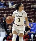Gallery NCAA Women's Bastketball; AAC Tournament FR - #7 Cincinnati 61 vs. #10 Houston 74 (53)