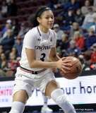 Gallery NCAA Women's Bastketball; AAC Tournament FR - #7 Cincinnati 61 vs. #10 Houston 74 (55)