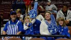 NCAA Women's Basketball - AAC Tournament FR - #8 Memphis 55 vs. #9 Tulsa 60 - Photo # (14)