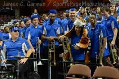 NCAA Women's Basketball - AAC Tournament FR - #8 Memphis 55 vs. #9 Tulsa 60 - Photo # (16)