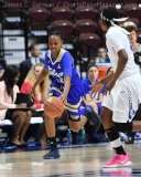 NCAA Women's Basketball - AAC Tournament FR - #8 Memphis 55 vs. #9 Tulsa 60 - Photo # (25)