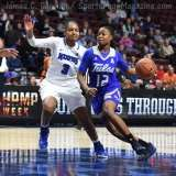 NCAA Women's Basketball - AAC Tournament FR - #8 Memphis 55 vs. #9 Tulsa 60 - Photo # (27)