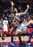 NCAA Women's Basketball - AAC Tournament FR - #8 Memphis 55 vs. #9 Tulsa 60 - Photo # (60)